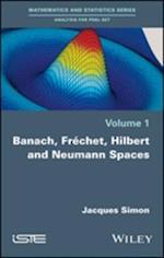 Banach, Fr chet, Hilbert and Neumann Spaces