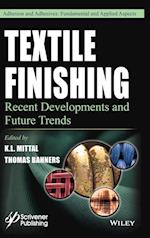 Textile Finishing (Adhesion and Adhesives Fundamental and Applied Aspects)