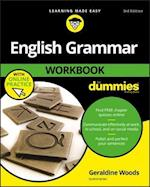 English Grammar Workbook for Dummies With Online Practice (For dummies)