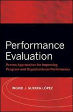 Performance Evaluation (Research Methods for the Social Sciences)