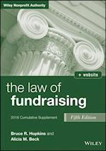 Law of Fundraising (Wiley Nonprofit Authority)