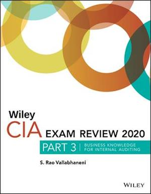 Wiley CIA Exam Review 2020, Part 3