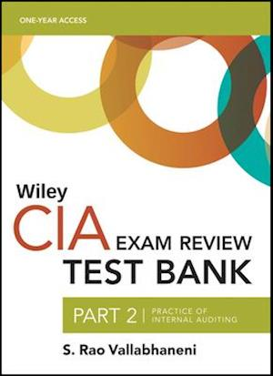 Wiley CIA Test Bank 2021