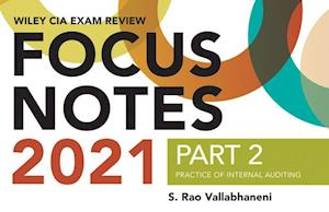 Wiley CIA Exam Review Focus Notes 2021, Part 2