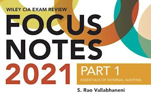 Wiley CIA Exam Review 2021 Focus Notes, Part 1
