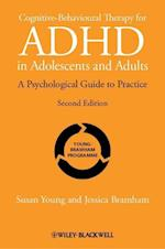 Cognitive-behavioural Therapy for ADHD in Adolescents and Adults af Jessica Bramham, Susan Young
