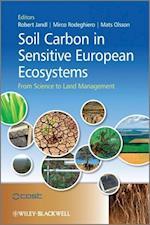 Soil Carbon in Sensitive European Ecosystems