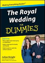 Royal Wedding For Dummies, Enhanced Edition