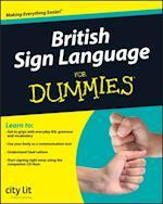 British Sign Language For Dummies