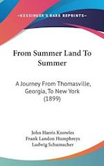 From Summer Land to Summer af John Harris Knowles