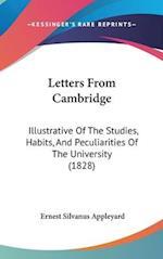 Letters from Cambridge af Ernest Silvanus Appleyard
