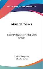 Mineral Waxes af Rudolf Gregorius