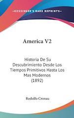 America V2 af Rodolfo Cronau