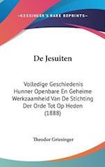 de Jesuiten af Theodor Griesinger