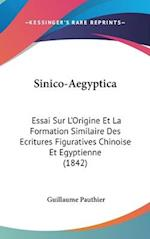 Sinico-Aegyptica af Guillaume Pauthier