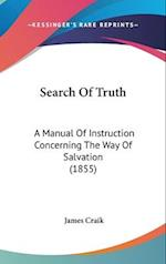 Search of Truth af James Craik