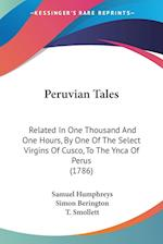 Peruvian Tales af T. Smollett, Simon Berington