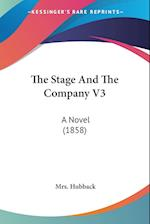 The Stage and the Company V3 af Mrs Hubback