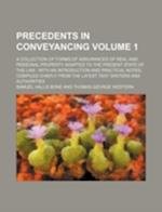 Precedents in Conveyancing Volume 1; A Collection of Forms of Assurances of Real and Personal Property Adapted to the Present State of the Law af Samuel Vallis Bone