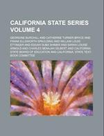California State Series Volume 4 af Georgine Burchill