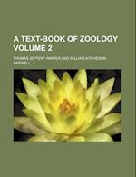 A Text-Book of Zoology Volume 2 af Thomas Jeffery Parker