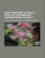 Magna Britannia Antiqua & Nova Volume 4 af Thomas Cox