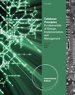 Database Principles af Stephen Morris, Peter Rob, Carlos Coronel