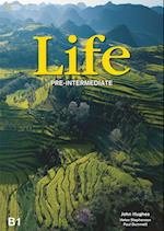 Life Pre - Intermediate Student Book with DVD af Paul Dummett, Helen Stephenson, John Hughes