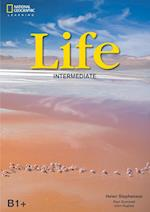 Life Intermediate Student Book with DVD af Helen Stephenson, Paul Dummett, John Hughes