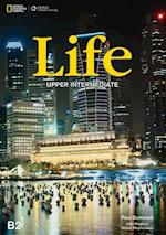 Life Upper - Intermediate Student Book with DVD af Helen Stephenson, John Hughes, Paul Dummett