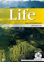 Life Pre-Intermediate: Workbook with Key and Audio CD af Helen Stephenson