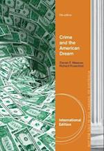 Crime and the American Dream af Richard Rosenfeld, Steven F Messner