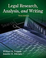 Legal Research, Analysis and Writing