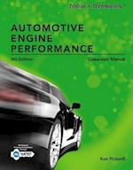 Today's Technician Automotive Engine Performance Classroom Manual af Ken Pickerill