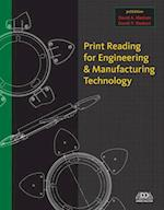 Print Reading for Engineering & Manufacturing Technology af David P. Madsen, David A. Madsen Emeritus