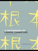 Dictionary of Chinese Characters af Stewart Paton