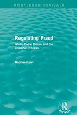 Regulating Fraud (Routledge Revivals) af Michael Levi
