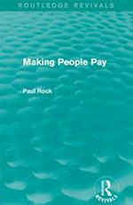 Making People Pay (Routledge Revivals) (Routledge Revivals)