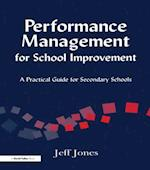 Performance Management for School Improvement