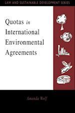 Quotas in International Environmental Agreements af Amanda Wolf
