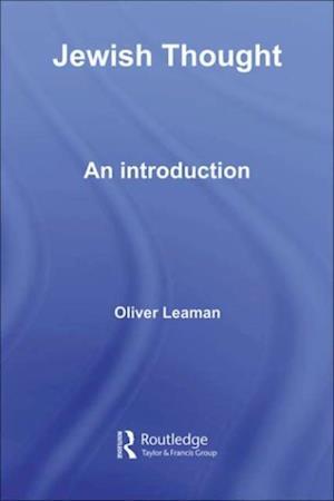 Jewish Thought af Oliver Leaman