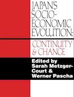 Japan's Socio-Economic Evolution af Werner Pascha