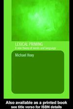 Lexical Priming