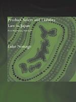 Product Safety and Liability Law in Japan
