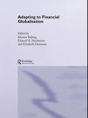 Adapting to Financial Globalisation