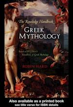 Routledge Handbook of Greek Mythology