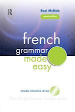 French Grammar Made Easy af Rosi McNab