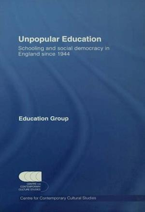 Unpopular Education