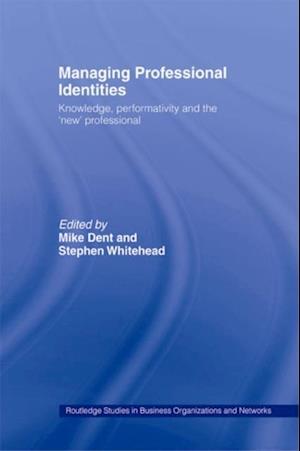 Managing Professional Identities