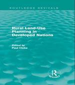 Rural Land-Use Planning in Developed Nations (Routledge Revivals) (Routledge Revivals)